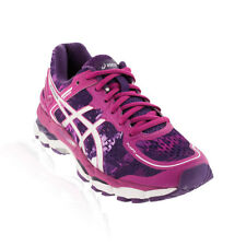 Asics - Gel Kayano 22 Running Shoe - Purple/Silver/Pink Glow