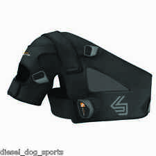 SHOCK DOCTOR 842 SHOULDER SUPPORT WITH STABILITY CONTROL STRAP BRACE