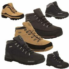 MENS WOMENS LADIES UNISEX SAFETY STEEL TOE CAP ANKLE HIGH LACE UP WORK BOOTS