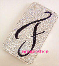For Mobile Phone Sparkly Fashion Bling Crystals Rhinestones Gems Hard Cover Case