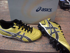Asics Lethal GS4 kids football boots size 4US