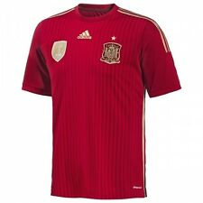 NEW ADIDAS Spain Home Soccer Football Jersey Shirt Red World Cup Euro Cup