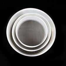 0.5mm Round Mesh Flour Sifting Sifter Sieve Strainer Cake Baking Kitchen Tool