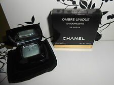 CHANEL OMBRE UNIQUE SHADOWLIGHTS 25 SIESTA PACKAGING SCUFFED