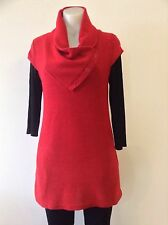 Women's Ladies tunic top knit top knit dress size 8 10 12 14 16 18 New
