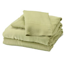 Sage Green 100% BAMBOO Sheet Set - Luxurious Hypo-allergenic Eco-Friendly Sheets