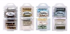 STAMPENDOUS Frantage Kits - Glitter, Embossing Powder, Mica OR Color Fragments