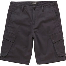 "Alpinestars NEW Mx Crunch Motocross Charcoal Grey 21"" Mens Cargo Shorts"