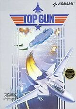 Top Gun (Nintendo Entertainment System, 1987) in original box