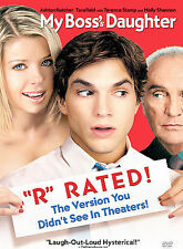 """My Boss's Daughter (DVD, 2004, """"R"""" Rated Edition)"""