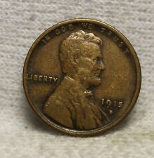 u.s.coins1915S lincoln penny