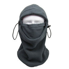 6 in 1 Multifunction Fleece Cap Headgear Warm Mask Outdoor Autumn/Winter Hats