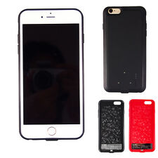 Battery Case Cover 2000mAh External Battery Power Bank Charger For iPhone 6/6S