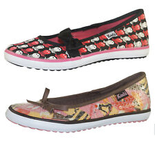 KEDS BALLET FLATS NEW 50€ craze kedette dolce cherry eleanor childrens' shoes