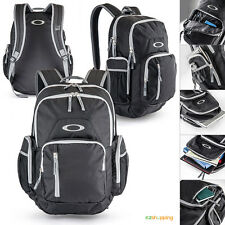"""NEW OAKLEY WORKS PACK 25L BUSINESS COLLEGE 15""""LAPTOP COMPUTER BACKPACK"""