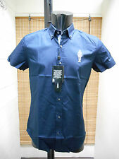MEN'S SHIRTS SLIM ANTONY MORATO ART.MS3342 BLUE