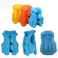 1PCS Children Inflatable Swimming Pool Vest Baby Float  Jacket Training Beach