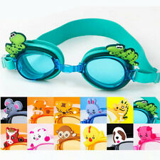 Baby  Swimming Mask Diving Equipment Anti Fog Goggles Snorkel Glasses Set  Hot