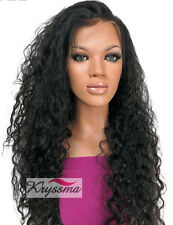 Curly Weave Hair Lace Front Wigs Remy Human Hair Glueless 100% Indian Curly Hair