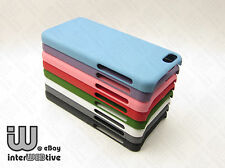 New Shockproof Dirt Dust Proof Hard Matte Cover Case For iPhone 5C + Screen Film