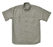 Safari Shirt for Men Short Sleeve