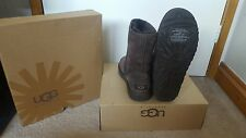 UGG boots size 6.5 Short Classic Chocolate Brown