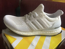NIB Adidas Ultra Boost M - S77416 White Kanye West Mens Running shoes