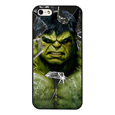 Incredible Hulk Marvel DC Comic PHONE CASE COVER fits IPHONE 4s 5s 5c 6s 6+