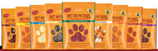 Pet Munchies Natural Dog Treats Healthy 100% Meat Jerky Low Fat Box of 8