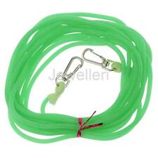 5M Elastic Fishing Rope Strech Safety Lanyard Cord Cable String Fishing Tackle
