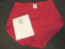 NEW!!!  ONE LOT OF 2 PANTIES, SHAPEWEAR, GIRDLE, SHAPER BRIEF  SIZE 3X