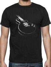 Gift for Guitarist Cool Musician Electric Guitar Printed T-Shirt Guitar player