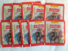 50 Packets Packs of Disney Alex & Co Stickers Panini Italian Party Bag Filler