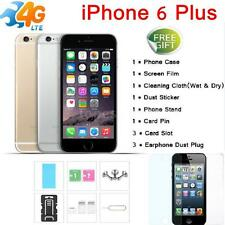"""Apple iPhone 6 Plus 4G 5.5"""" Smartphone Touch ID Factory Unlocked 16GB/64GB E0G0"""