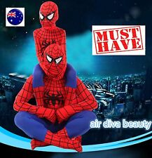 Kids Boy Child spiderman spider man Super hero Party Halloween Costume mask