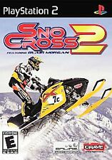 SnoCross 2 Featuring Blair Morgan (Sony PlayStation 2, 2007)