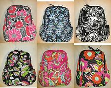 VERA BRADLEY Ultimate Backpack Bag Purse Retail $88 Tags