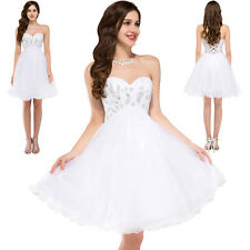 Sweetheart Short Party Cocktail Evening Ball Gown Sexy Mini Dress Graduation
