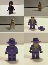 Lego Minifigure Space Police 3 Brick Daddy White Space Statue Astronaut Officer4