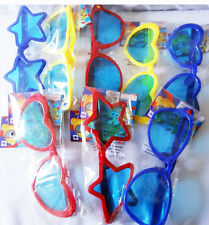 fun jumbo size glasses, party props costume fancy dress photo booth comedy