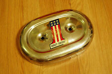 Harley Oval Air Cleaner Cover XL Ironhead Sportster Shovelhead Big Twins