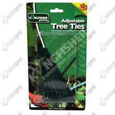 Plant Tie / Support - 40 Adjustable Tree & Plant Ties 14cm Long Multi Deals