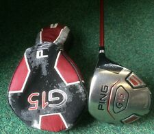 Ping G15 Driver (10.5 degree) R/H Reg Flex in Great Condition Headcover Included