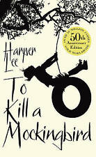 To Kill a Mockingbird by Harper Lee Paperback 2010 50th Anniversary Edition Book