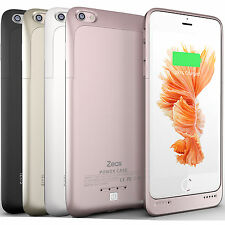 3400mAh Pack Power Bank External Battery Backup Charger Case for iPhone 6S/6