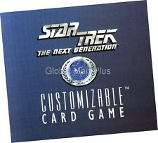 Star Trek Premier Unlimited Beta Edition White Border CCG Single Cards 183 - 363