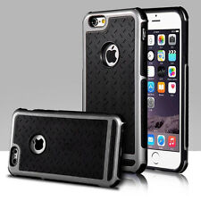 Shockproof Rubber Hybrid Fashion Hard Case Thin Cover For iPhone SE 5 6 6S Plus