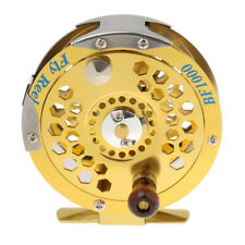 Aluminium Fly Fishing Reel Spool Spinning Casting Fly Fish Line Wheel Tackle