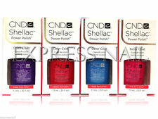 CND SHELLAC UV Gel Polish .25 oz / 7.3 ml Summer Splash Collection .25oz Genuine