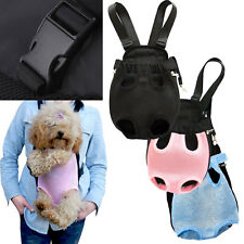 Pet Bag Dog Cat Carrier Five Holes Backpack Front Chest Backpack Pet Bag